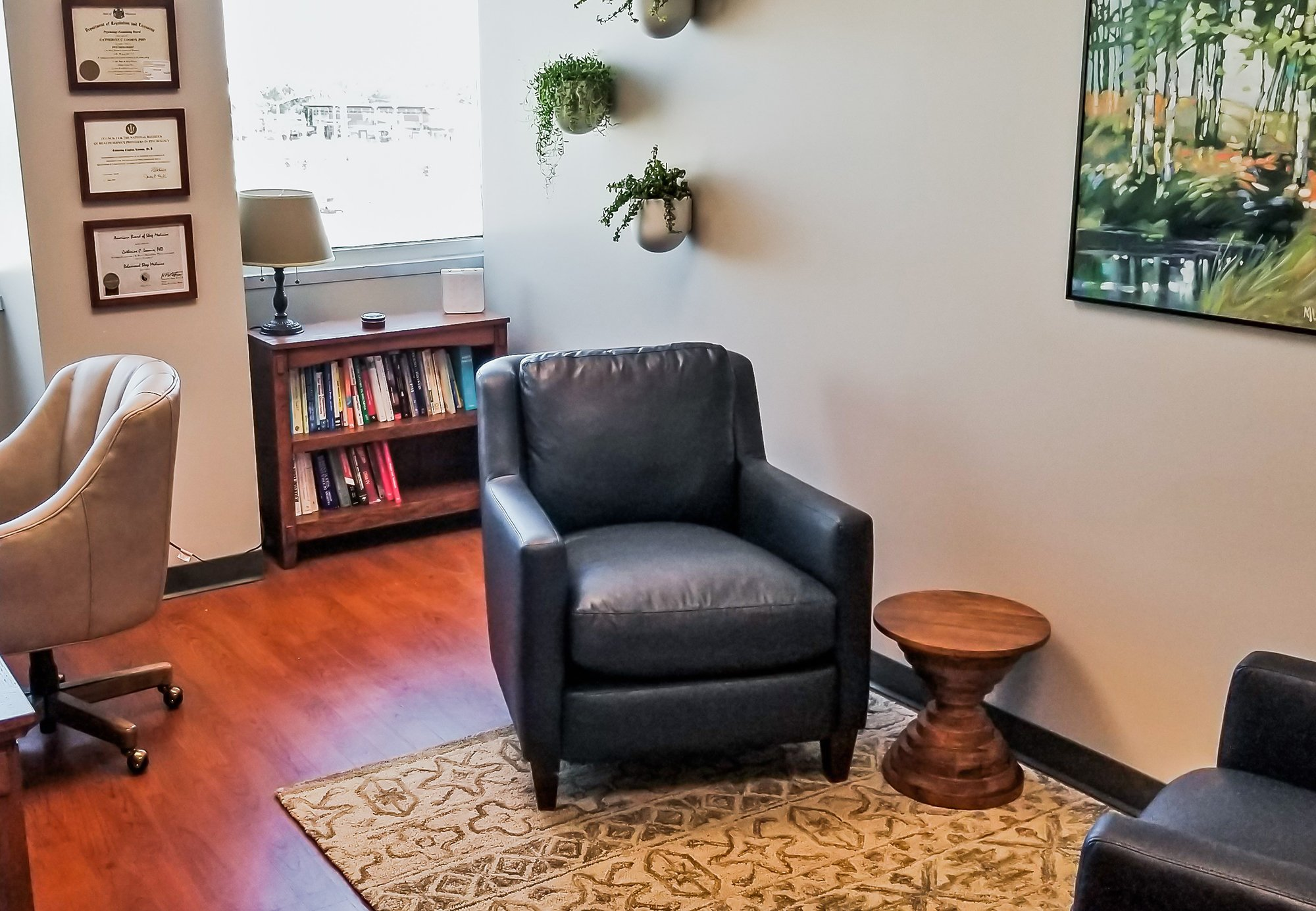 Restorative Office Suite